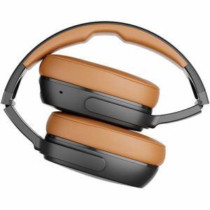 スカルキャンディ S6MBW-J373 Bluetoothヘッドホン CRUSER 360 BLACK/TAN