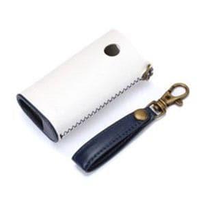 PGA PG-GLPU05WH 電子タバコglo用レザーケース  ホワイト