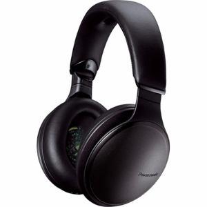 パナソニック RP-HD610N-K ワイヤレスステレオヘッドホン Google アシスタント対応/ノイズキャンセル機能搭載 ブラック