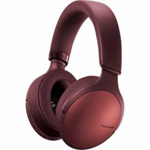 パナソニック RP-HD300B-T ワイヤレスステレオヘッドホン Bluetooth ハイレゾ音源対応 マルーンブラウン
