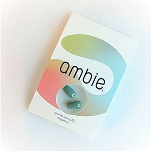ambie(アンビー) AMEP02GQ イヤーピース   カクタスグリーン