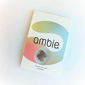 ambie(アンビー) AMEP02TQ イヤーピース   トイプブラウン