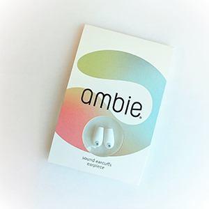 ambie(アンビー) AMEP02WQ イヤーピース   マイハートホワイト
