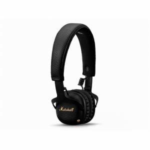マーシャル ZMH-04092138 Bluetoothヘッドホン Black Mid ANC