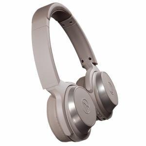 オーディオテクニカ ATH-WS330BT KH ワイヤレスヘッドホン 重低音 マイク対応 カーキ