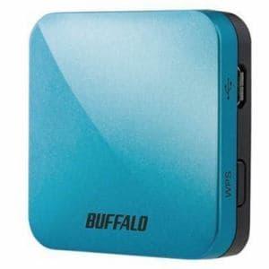 バッファロー WMR-433W2-TB Wi-Fiルーター WMR-433W2シリーズ ターコイズブルー