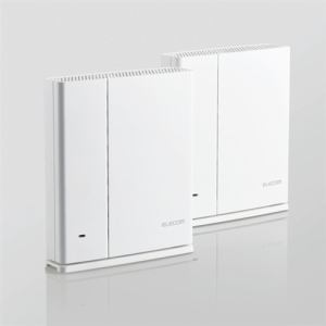 エレコム WMC-DLGST2-W Wi-Fi 5 1267Mbps e-Meshスターターキット