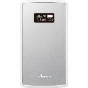 NEC PA-MP02LN-SW LTEモバイルルータ Aterm  メタリックシルバー