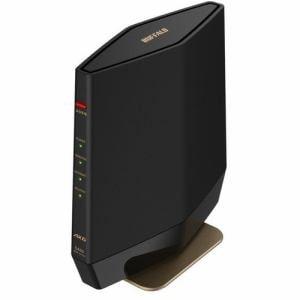 無線ルーター バッファロー  Wi-Fi WSR-5400AX6-MB Wi-Fi 6(11ax)対応 無線LANルーター プレミアムモデル マットブラック