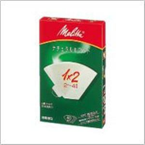メリタ PA1X2 コーヒーフィルターペーパー 「アロマジック」(2~4杯用/40枚入)