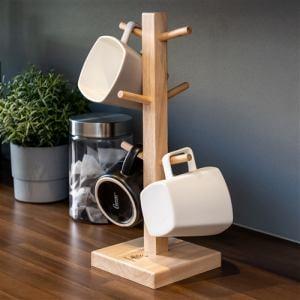 木製 テーブルウェア マグカップツリー ボヌール