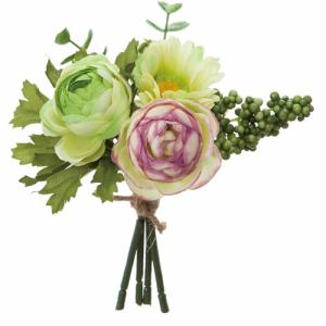 ポピー ラナンガーベラバンチ FBC-8069 GR グリーン 全長15cm 花径4~5cm 幅14cm