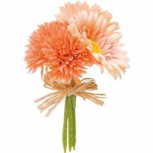 ポピー ガーベラバンチS FB-2332 OR オレンジ 全長16cm・花径5~9cm・幅10cm