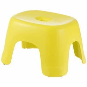 [高さ19cm] 風呂椅子 バスチェア リッチェル ハユール 腰かけ TL  イエロー