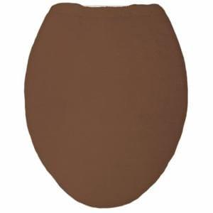 ヨコズナクリエーション カラーショップ 兼用フタカバー  ブラウン 幅35×奥行35×厚み1cm