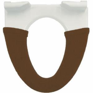 ヨコズナクリエーション カラーショップ 洗浄暖房便座カバー  ブラウン