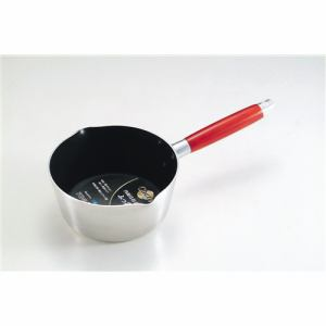 パール金属 シェール ふっ素加工アルミ行平鍋18㎝ H-711 ミラー