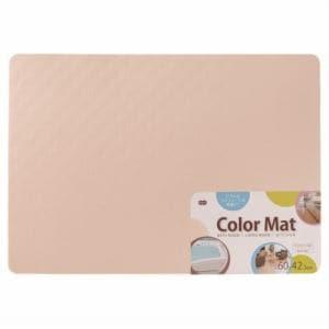 オーエ カラーマット ハーフ  Color Mat アイボリー 1枚入