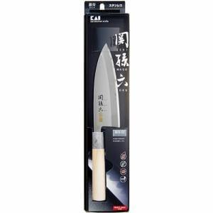 貝印 関孫六銀寿ST和包丁出刃150 000AK5061 シルバー 幅8×奥行き2.5×高さ38.8cm