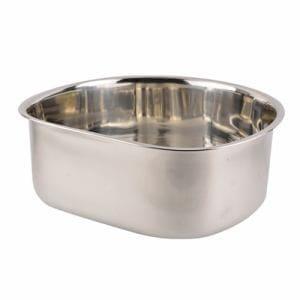 パール金属 アクアシャイン ステンレス製D型洗桶30㎝ H-6271 ステン