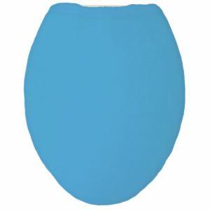 ヨコズナクリエーション カラーショップ 兼用フタカバー  ブルー 幅35×奥行35×厚み1cm