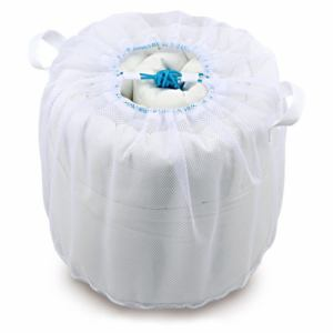 ダイヤコーポレーション ダイヤ 寝具用洗濯ネット  ホワイト 1枚入り