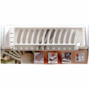 貝印 KHS 調理器セット(千切、ツマ切、スライス、おろし) 000DH7076 ホワイト