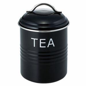 佐藤金属興行 保存容器 キャニスター tea ブラック