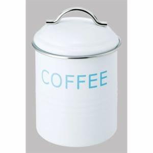 佐藤金属興行 保存容器 キャニスター coffee ホワイト