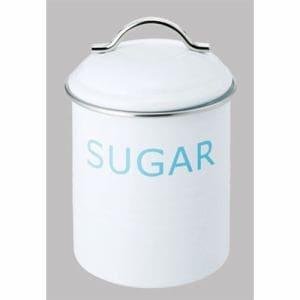 佐藤金属興行 保存容器 キャニスター sugar ホワイト