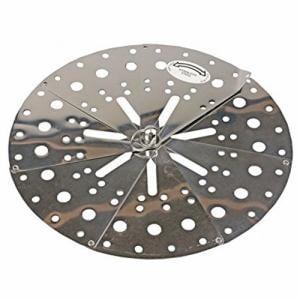 パール金属 ベジライブ ステンレス製フリーサイズ落とし蓋 CC-1103 ステン (約)外径12.5-23×高さ2cm