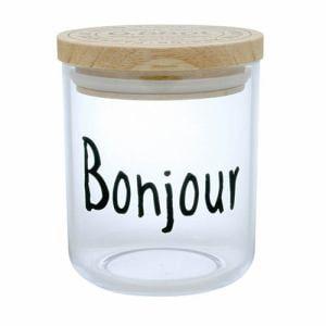 キャニスター Vivre M Bonjour WH 500ml