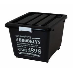 ブルックリンBOXショート 3232A ブラック 390×500×320mm