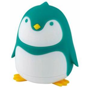 工具セット ペンギン  ブルー 4.8cm
