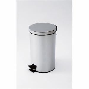 ゴミ箱 ステンペダルペール K2813 12L
