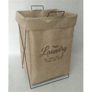 オリタタミランドリーバッグ YS1216-035 ナチュラル 49L