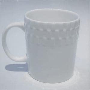 マグカップ YMキカ13 ホワイト 幅12.0cm×奥行8.0cm×高さ9.5cm