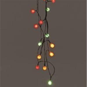 クリスマス用品 LEDガーランド  30球