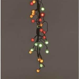 クリスマス用品 LEDガーランド  50球
