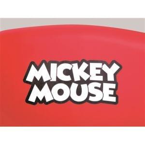 ミッキーマウス ララチェア レッド 子供 錦化成(株) ディズニー
