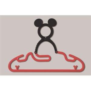 ミッキーマウス ベビー・クリップハンガー 3本セット 子供 錦化成(株) ディズニー