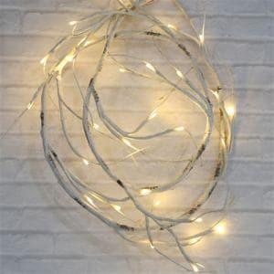 ヤマダオリジナル クリスマス用 LEDライト 雑貨 ワイヤー 幅330.0cm×奥行1.0cm×高さ1.0cm