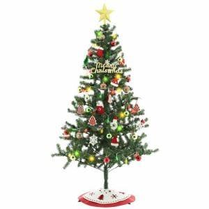 ヤマダオリジナル クリスマス用 セットツリー 高さ 180cm