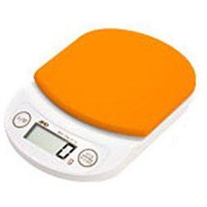 A&D UH-3302-O デジタルホームスケール(2kg) オレンジ