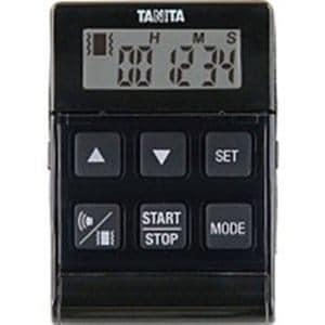 タニタ TD-370N-BK デジタルタイマー クイック ブラック