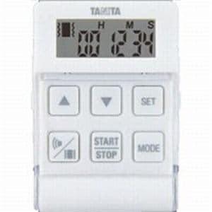 タニタ TD-370N-WH デジタルタイマー クイック ホワイト