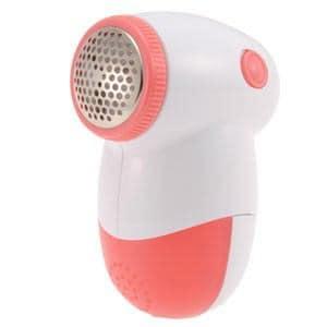 オーム KAJ-T168(00-8800) 毛玉取り器乾電池式(ピンク)