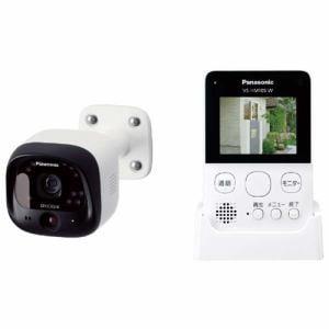 パナソニック VS-HC105-W モニター付き屋外カメラ ホワイト