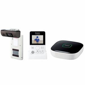 パナソニック VS-HC400K-W ホームネットワークシステム(モニター付きドアカメラ) ホワイト