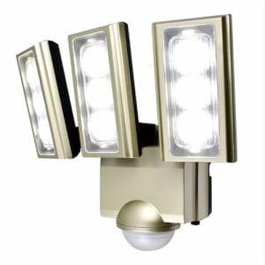ELPA ESL-ST1203AC 屋外用LEDセンサーライト AC電源